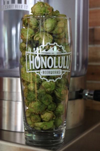 Honolulu Beerworks Fresh Hops