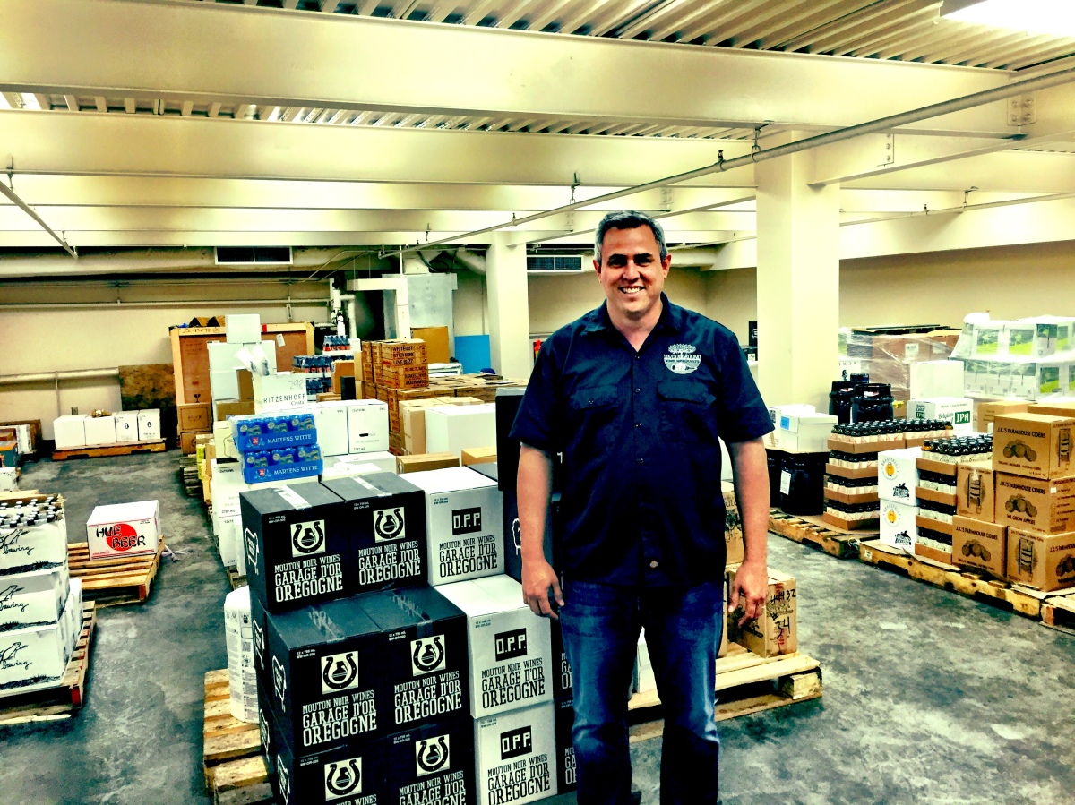 Interview: Jason Hayes - Underground Wine Merchants