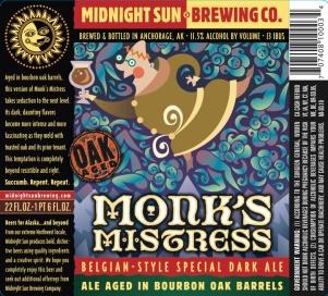 Midnight Sun Monks Mistress