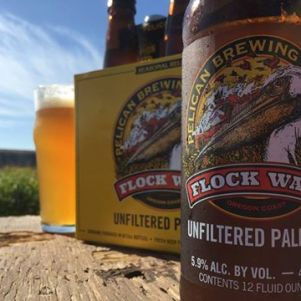 Pelican Flock Wave IPA