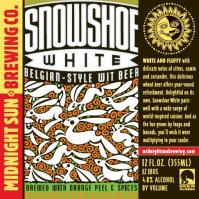 Midnight Sun Snowshoe White (draught only)