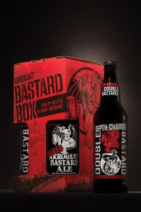 Arrogant Bastard 4 Pack box