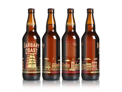 Almanac Beer Barbary Coast Hawaii