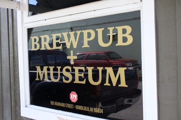 The Brewseum Brewpub Honolulu
