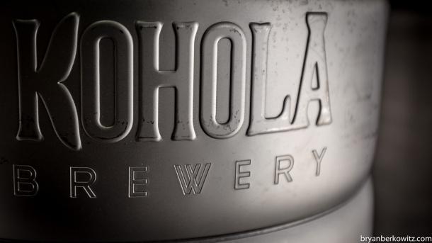 Kohola Brewing Keg