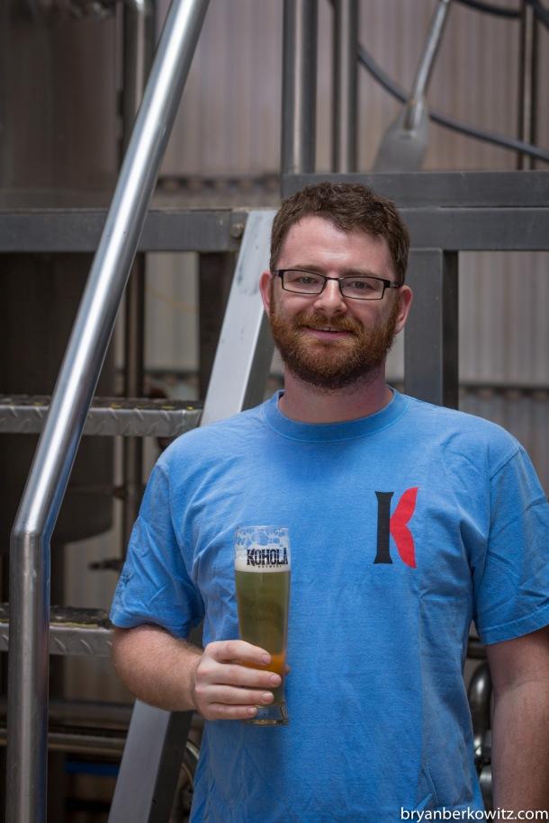 Kohola Brewing Andrew Brunson