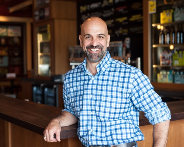Andy Thomas CEO Craft Brew Alliance