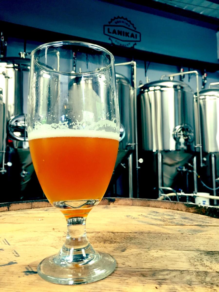 Lanikai Brewing Releases Jabong 3X IPA