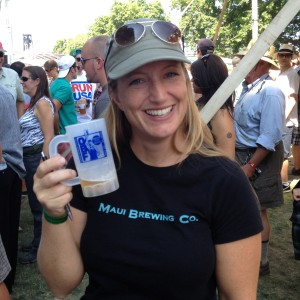 Alyssa Gundersen Hawaii Certified Cicerone