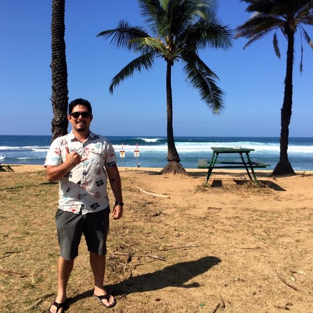 Dustin Gomes Maui Brewing Company