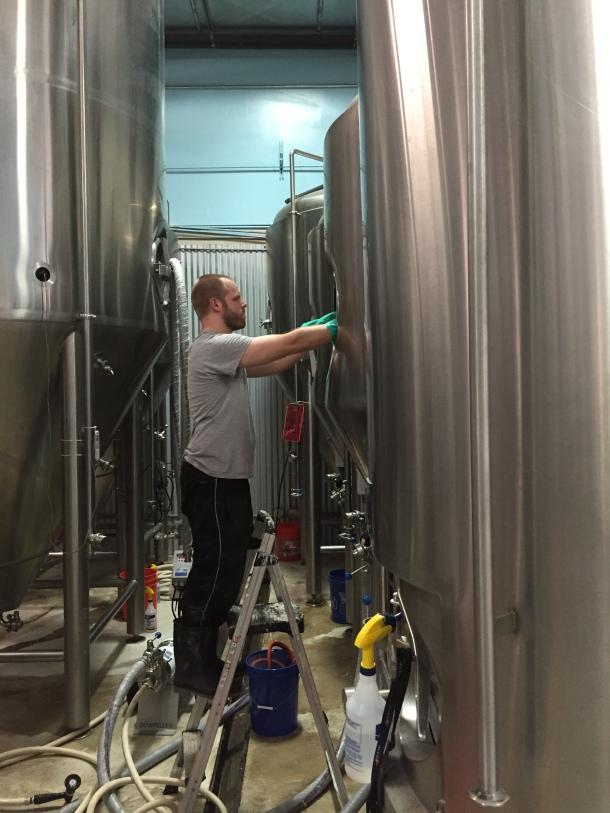 Justin Brouhard Kohola Brewery Maui Hawaii