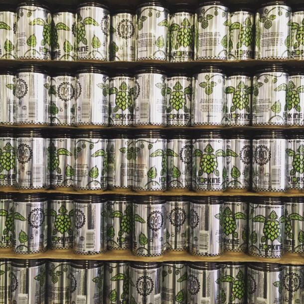 Maui Brewing Company Hop Kine IPL Cans