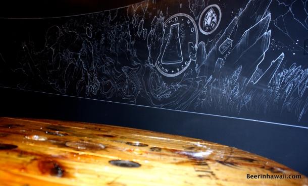 Beer Lab HI Peter Nguyen Mural