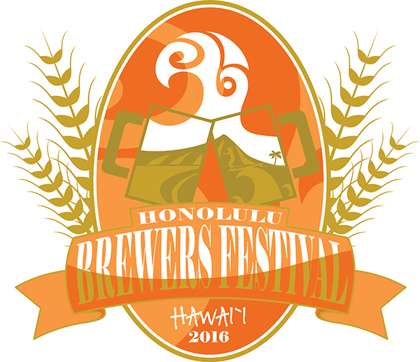 honolulu brewers festival 2016 logo