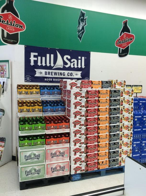 Full Sail Brewing Company Hawaii Foodland