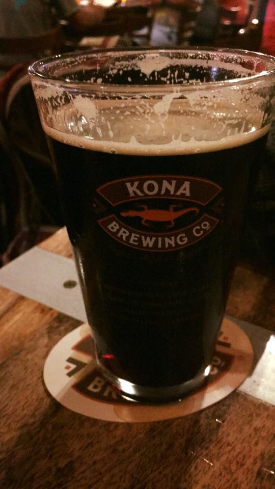 Kona Brewing Co jaboticaba oatmeal stout