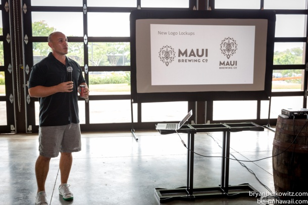 Maui Brewing Company New Logo