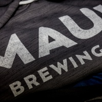 Maui Brewing Company New Logo wear shirt