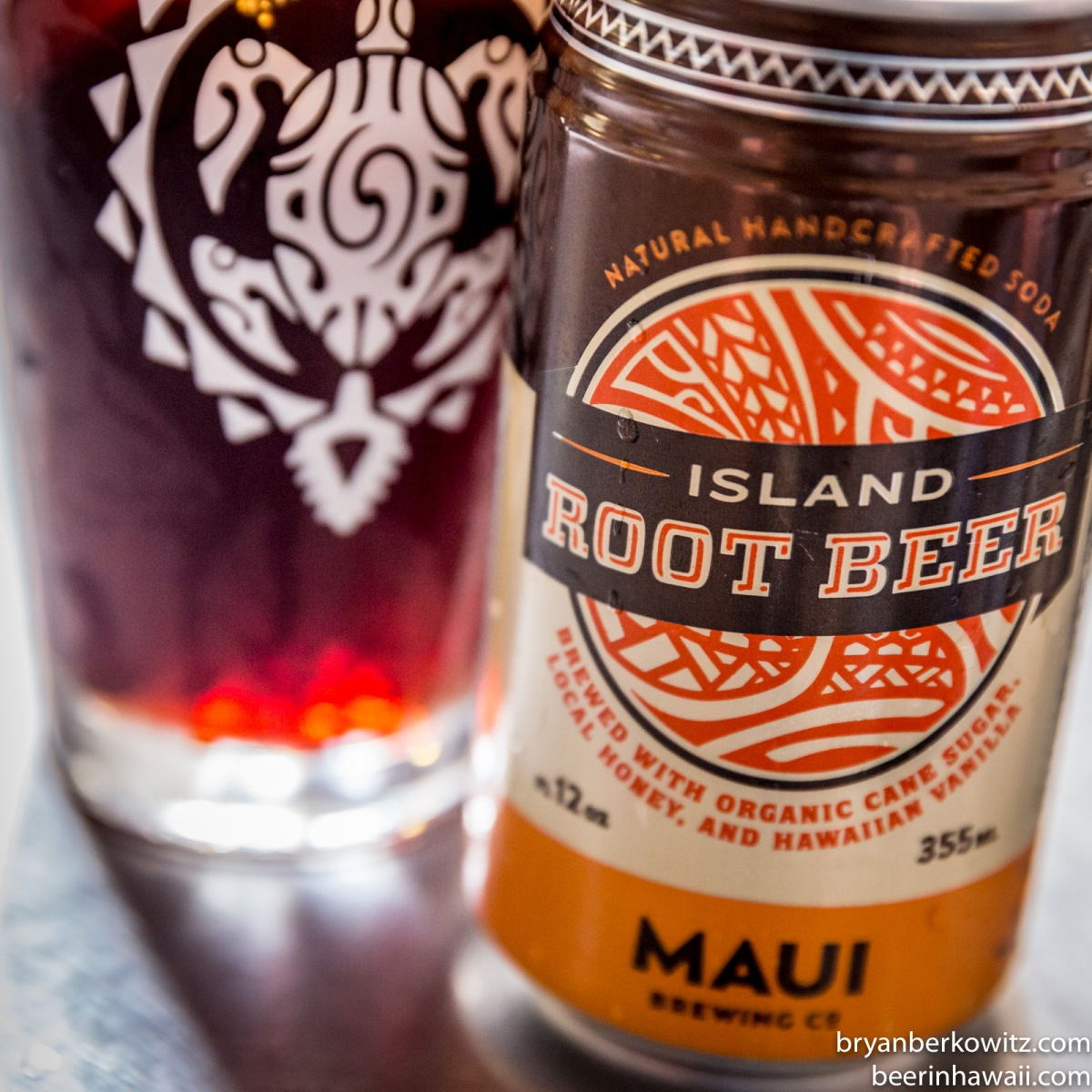 Maui Brewing Company Island Root Beer New Can