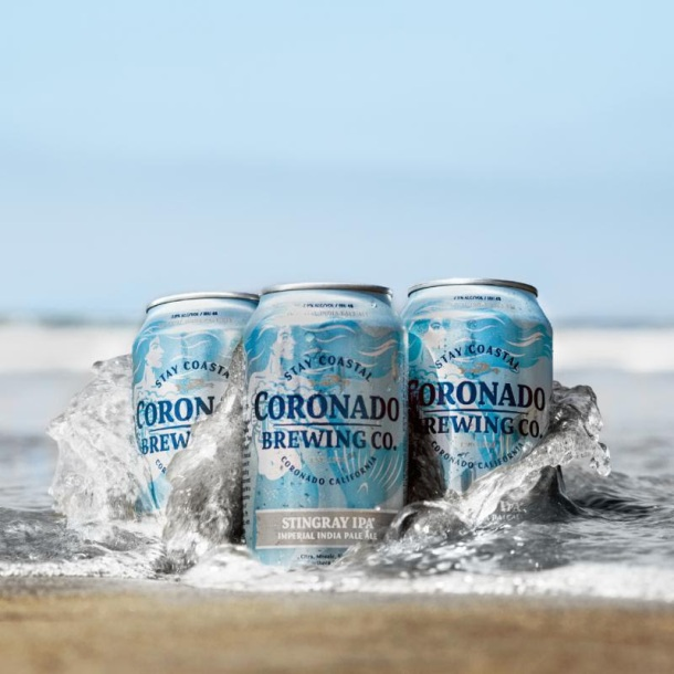coronado-stingray-IPA-cans-hawaii