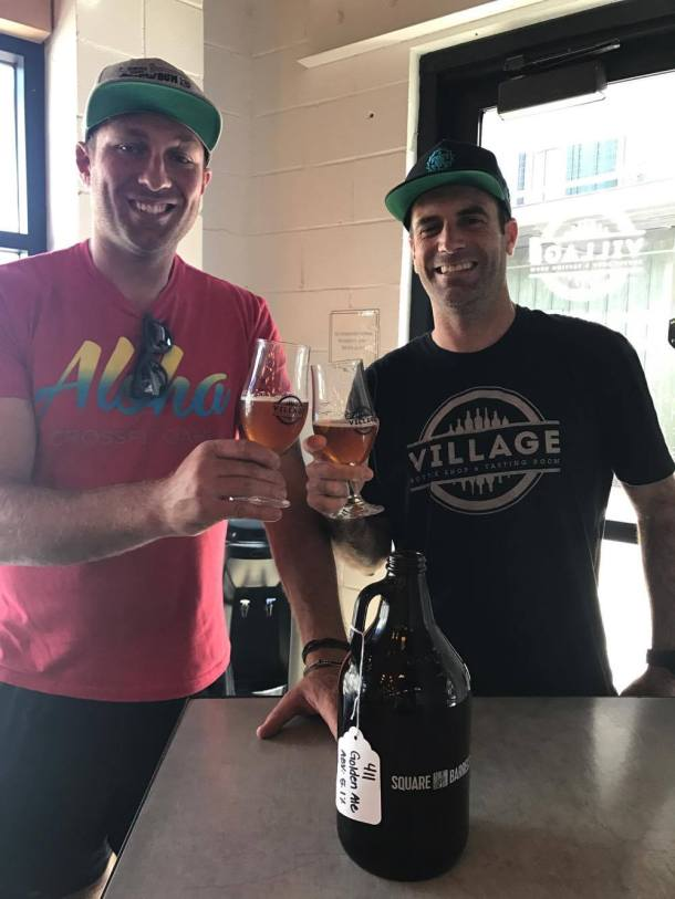 Thomas Ray and Timothy Golden Village Bottle Shop and Tasting Room